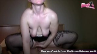 HAESSLICHE DEUTSCHE HAUSFRAU – extrem german ugly disgusting Mature Milf with hang tits fuck young boy homemade